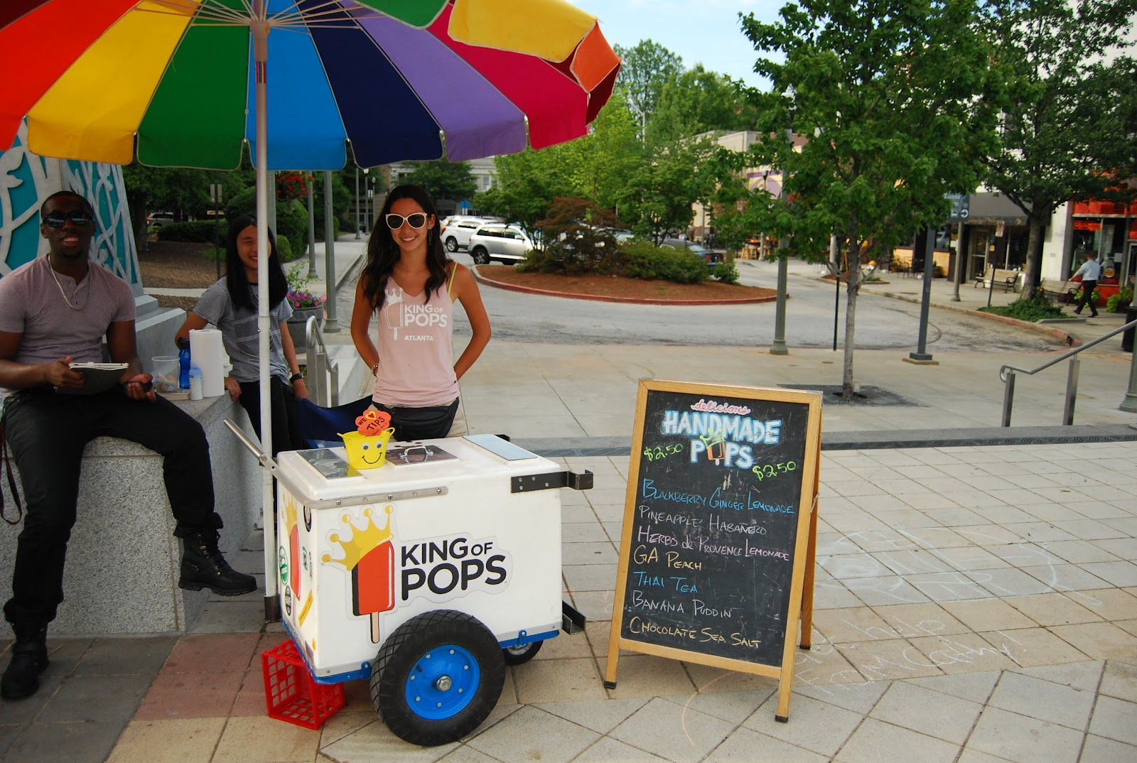 King of Pops Lottery