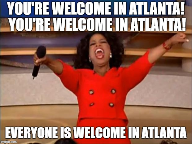 Man jumps on wing of Delta plane at Atlanta Airport ... |Atlanta Airport Meme